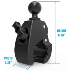 """Large Heavy Duty Tough-Claw™ with 1.5"""" Diameter Solid Rubber Ball"""